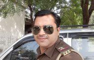 रामगंगा चौकी क्षेत्र में लॉक डाउन का पालन कराने में चौकी इंचार्ज गौरव की रणनीति आ रही काम