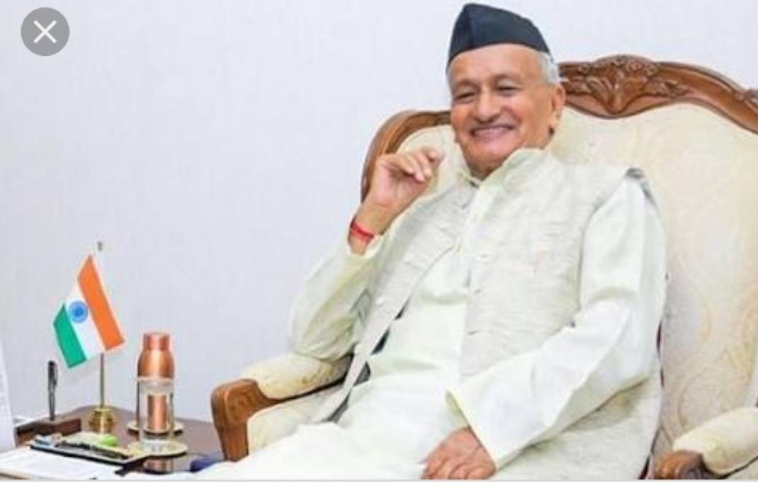 पर्वत पुत्र कोश्यारी पर केंद्र मेहरवान, गोवा के राज्यपाल का भी प्रभार