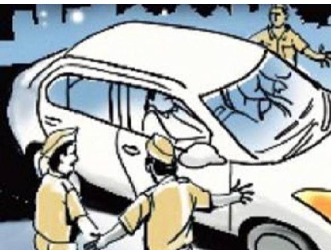 कार खड़ी है लालकुआं में और उसके नम्बर पर दिल्ली में फर्राटा भर रहा था वाहन, चालान उत्तराखंड आया तो उड़ गए होश