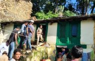 सो रहे परिवार पर धराशाई हुआ मकान, आंख खुलने से पहले ही आ गई तीन लोगों को मौत की नींद