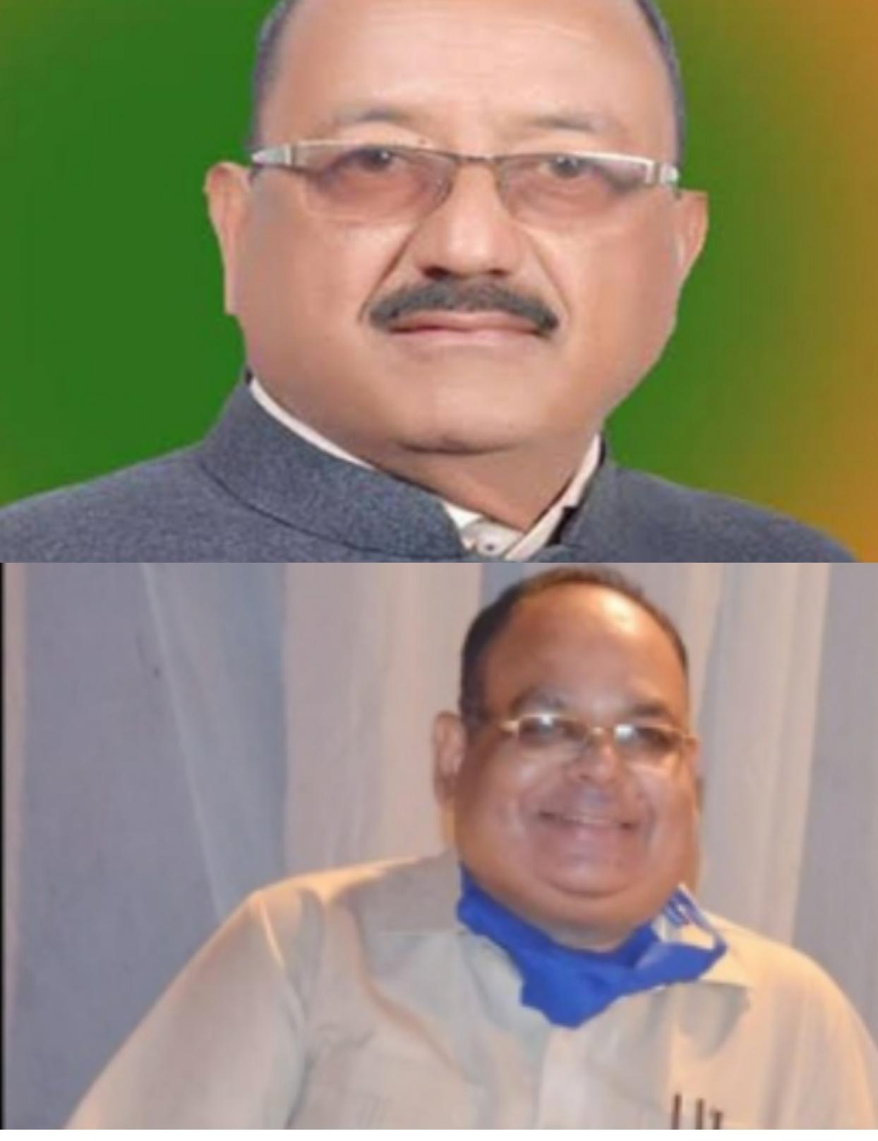 भाजपा विधायक और उप निदेशक सूचना योगेश मिश्रा भी कोरोना की चपेट में, एसटीएच में तीन की मौत