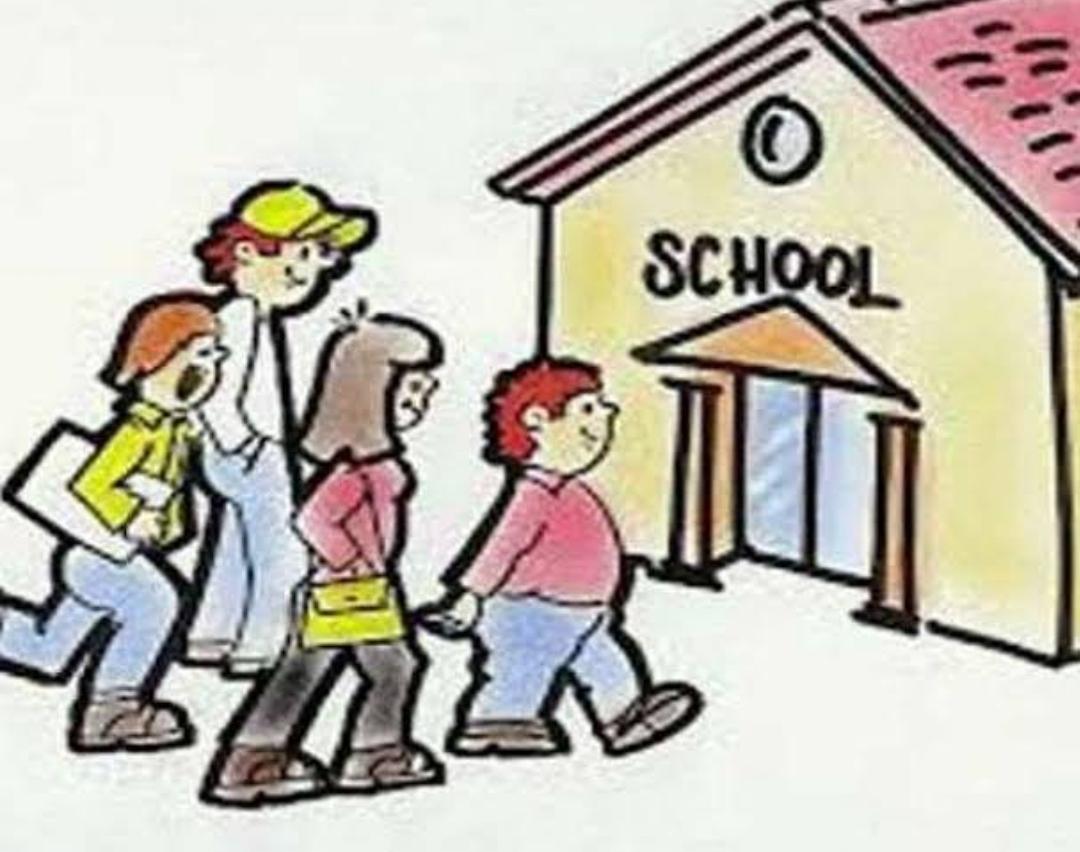 स्कूल खोलें पर प्रबंधन को इन गतिविधियों को रखना होगा बंद। स्वास्थ्य मंत्रालय की सख्त हिदायत