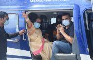 उत्तराखंड की नेता प्रतिपक्ष डॉ. इंदिरा एयर एंबुलेंस से देहरादून रवाना, बेटे सुमित ने दिया उपचार पर बड़ा बयान