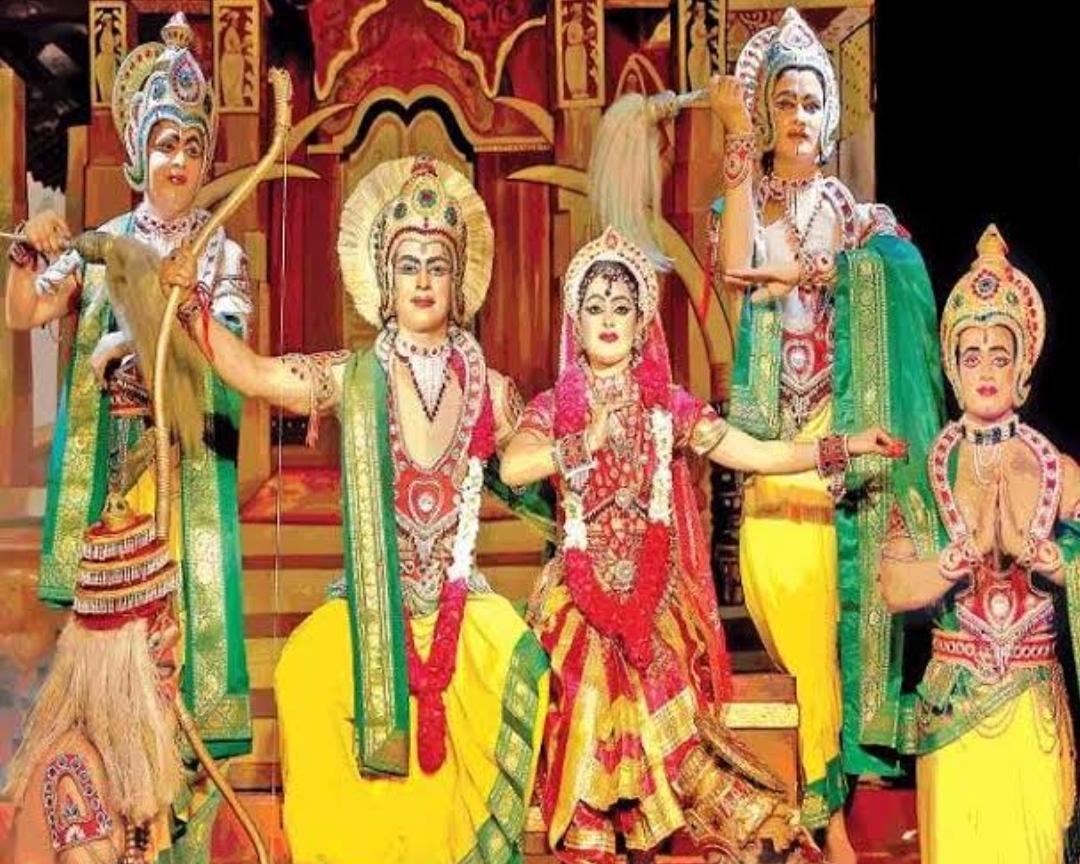 श्रीलंका में सिल रही रावण की पोशाक और जनकपुरी नेपाल में श्री राम की। रजा मुराद बनेंगे अहिरावन। जानिए तैयारियां