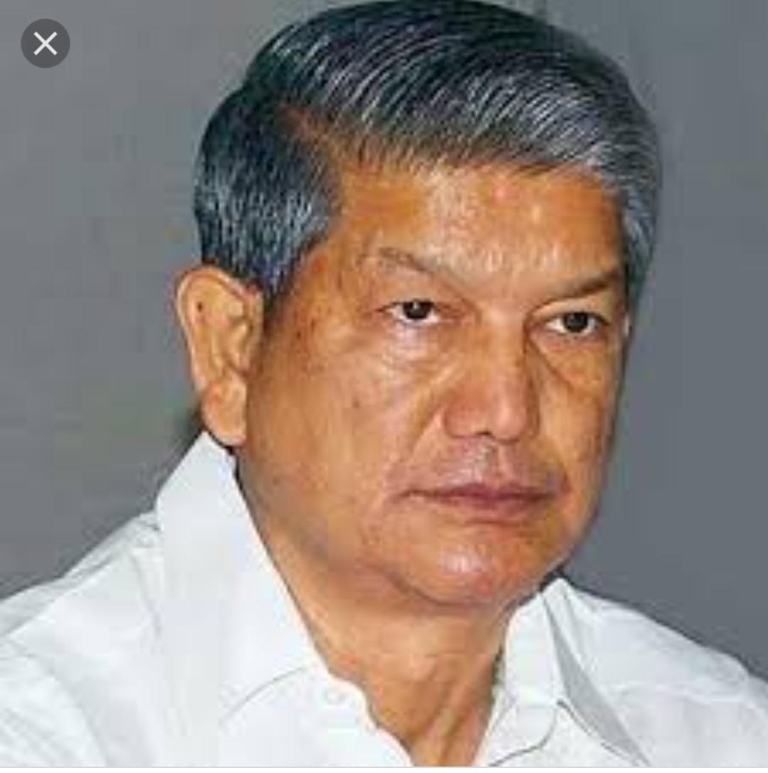 पूर्व मुख्यमंत्री हरीश रावत को भारी पड़ी पदयात्रा, रावत समेत 300 कार्यकर्ताओं पर मुकदमा।