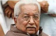 गुजरात के तीन बार मुख्यमंत्री रहे केशुभाई पटेल का निधन, सांस लेने में हुई दिक्कत। हो चुका था कोरोना